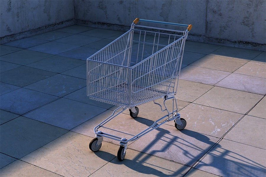 abandoned cart rate
